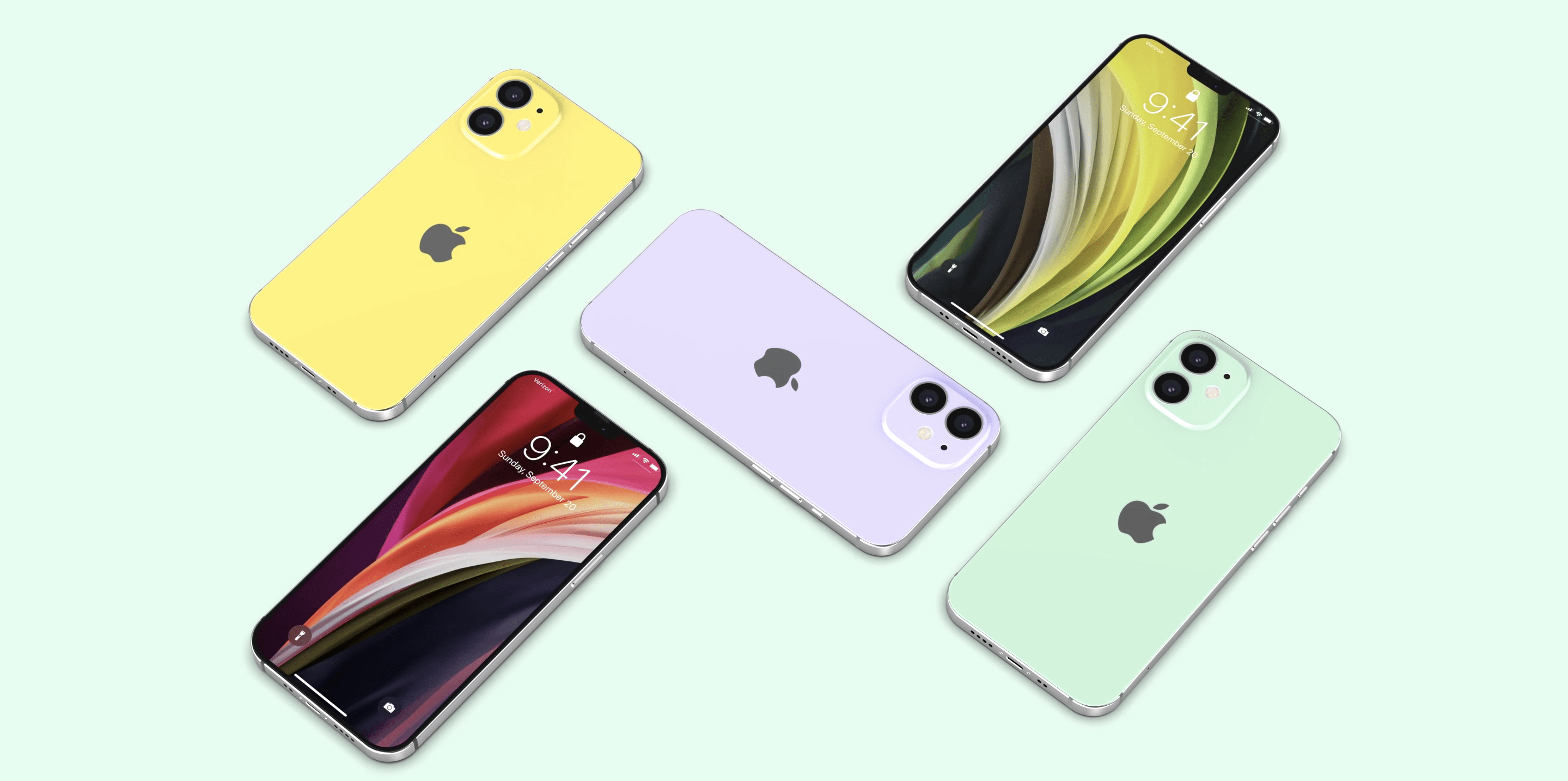Imagem do apple-anuncia-iphone-12 da Copema News