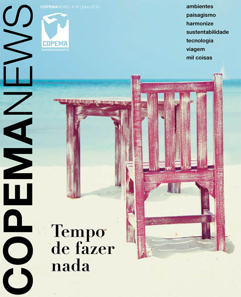 Capa Revista - Copema News 28