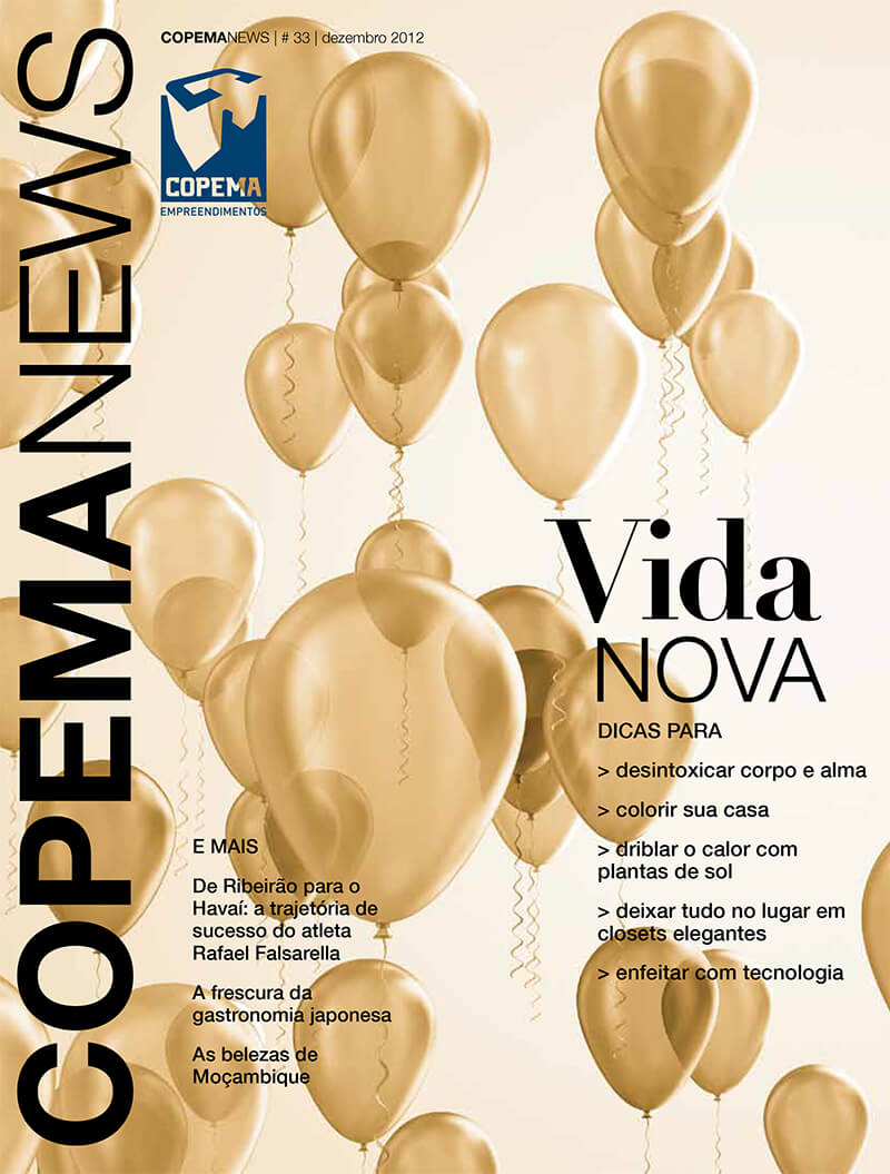 Capa Revista - Copema News 33