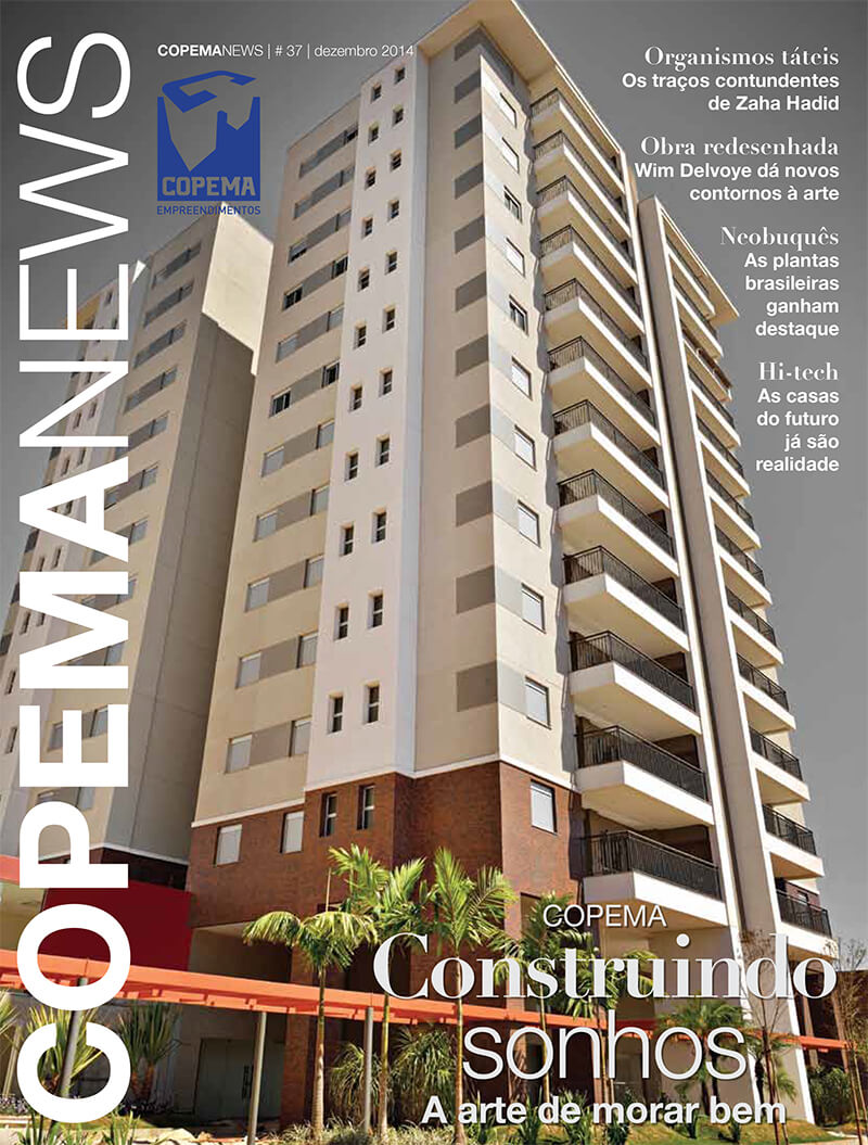 Capa Revista - Copema News 37