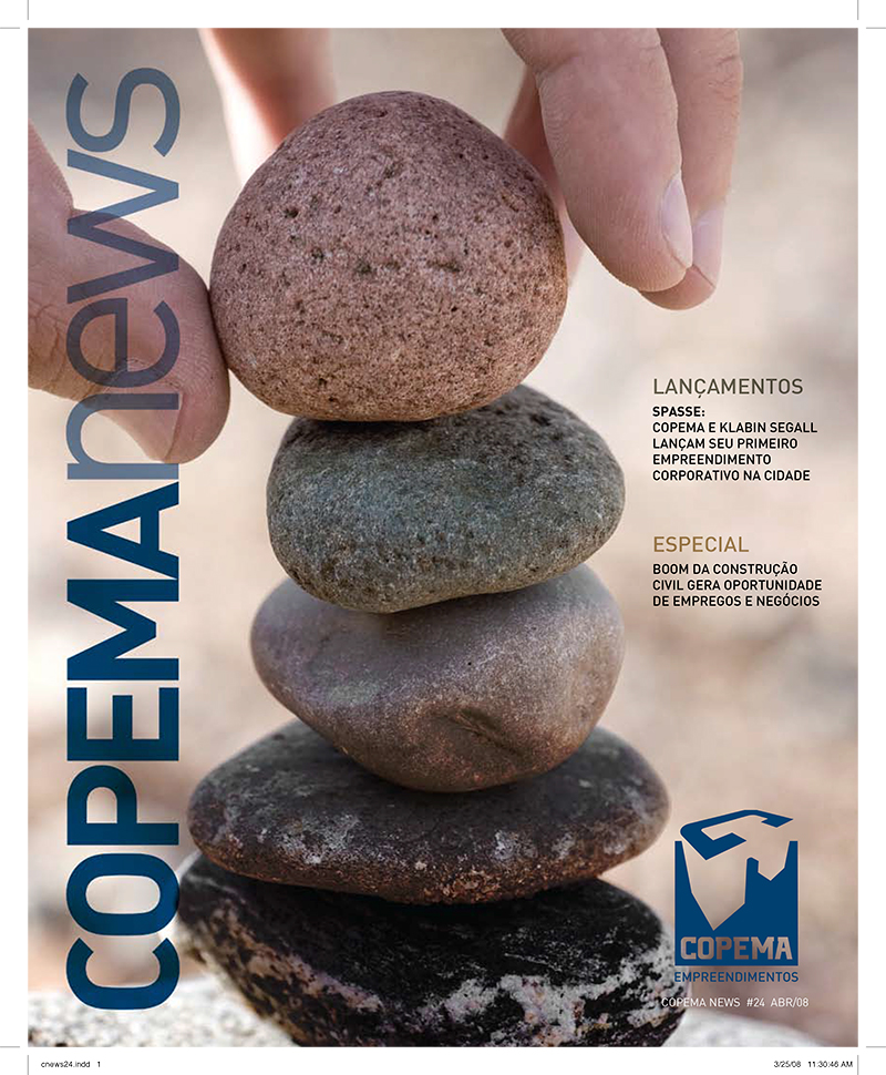Capa Revista - Copema News 24