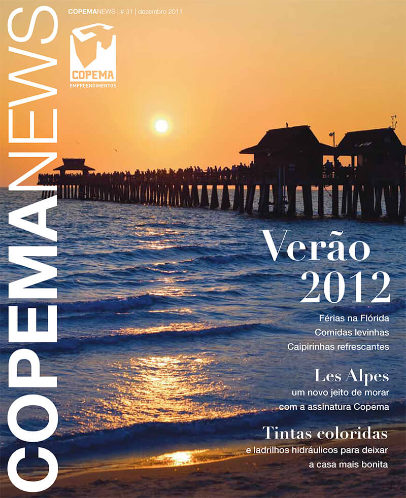 Capa Revista - Copema News 31