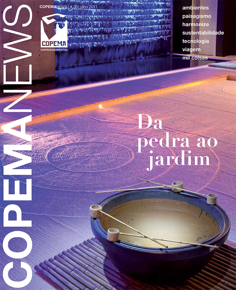 Capa Revista - Copema News 30
