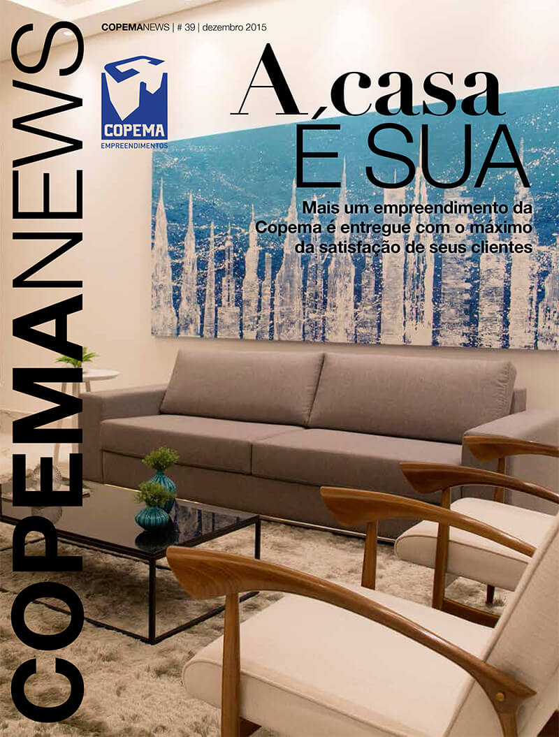 Capa Revista - Copema News 39
